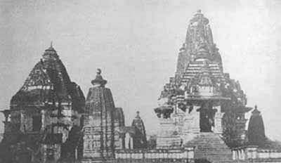 Ancient Tantric Temples